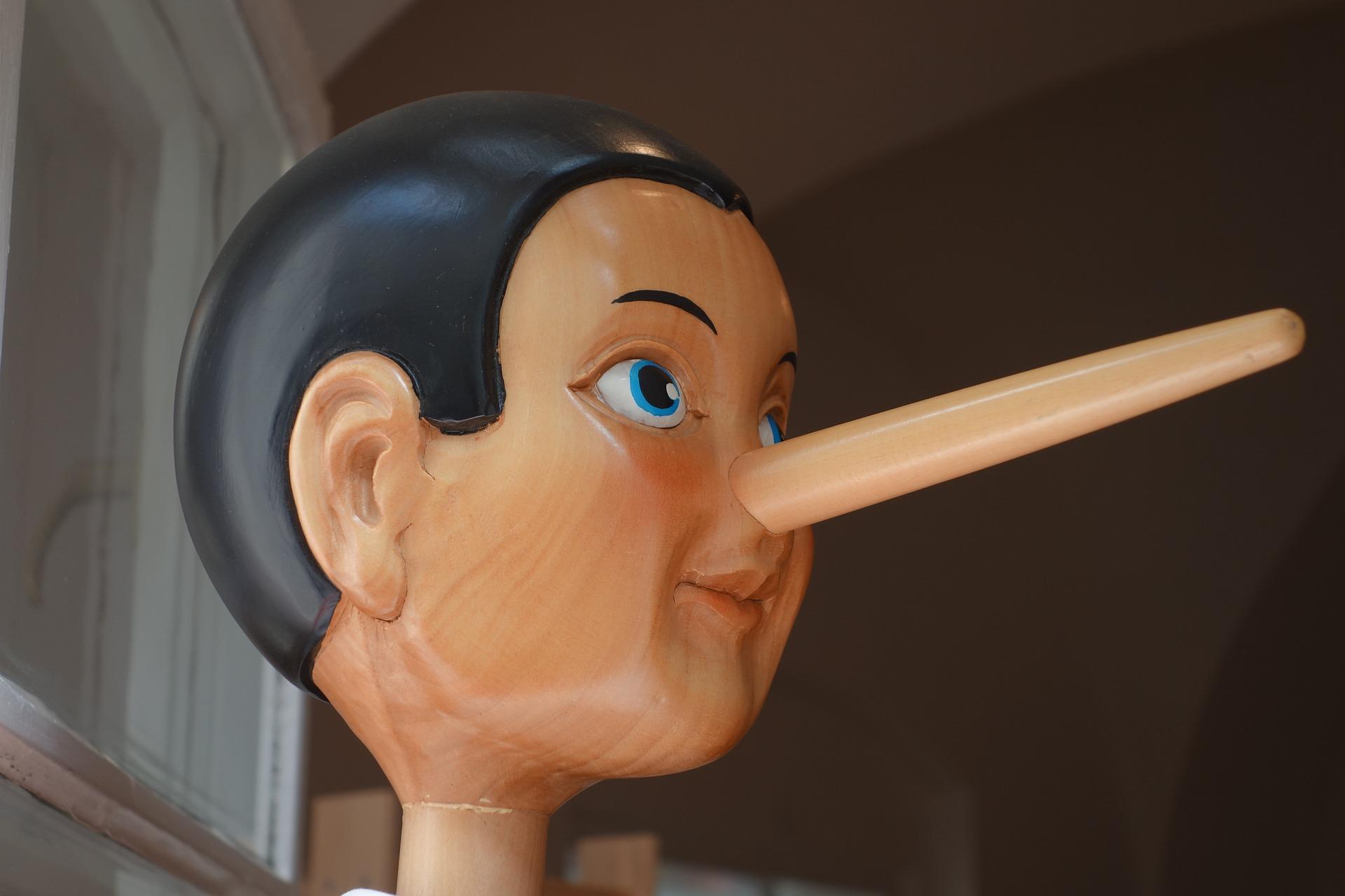 ילדים שקרנים